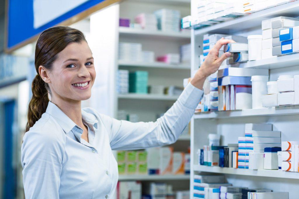 Pharmacist Selling a pharmacy